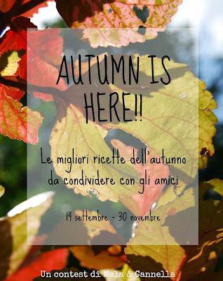 Contest Autumn is here