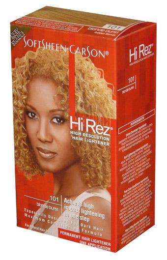 Natural Hair Stories:New Color Hi Rez Hair Lightener #101 ...
