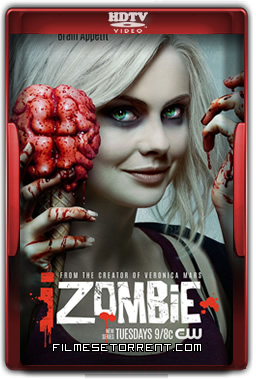 iZombie 1ª Temporada Torrent