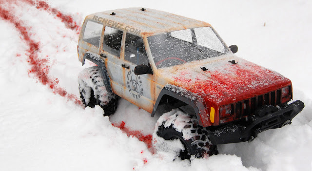Traxxas TRX-4 Build Pictures