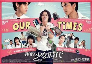 SINOPSIS Tentang Our Times Episode 1 - Terakhir (Film Taiwan)