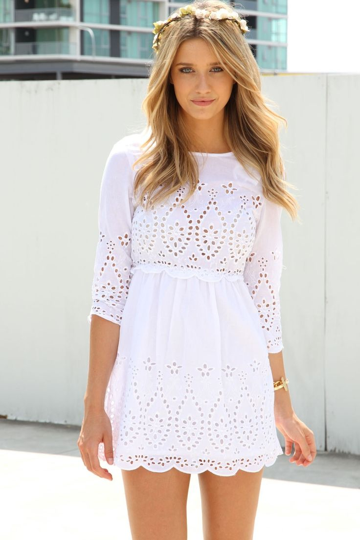 Casual Summer Dresses to Wear Now