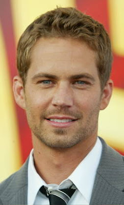 PAUL WALKER COOL HAIRCUT