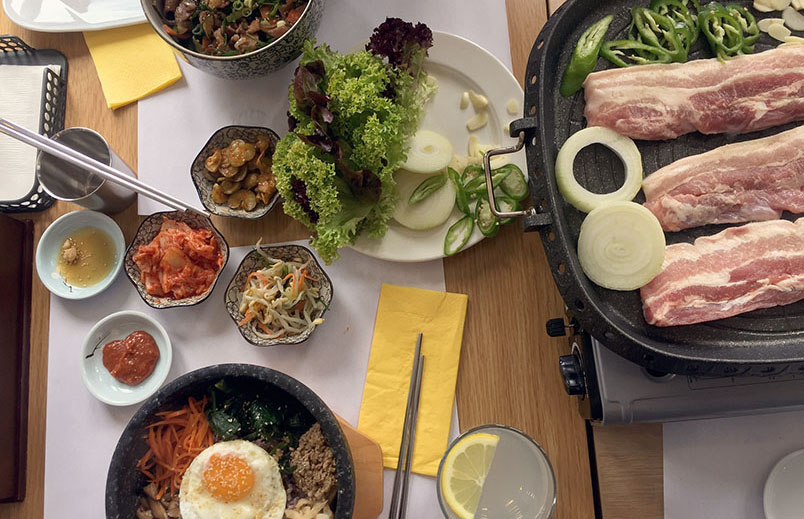 Babida – Delicious Korean Cuisine in the Heart of Vienna