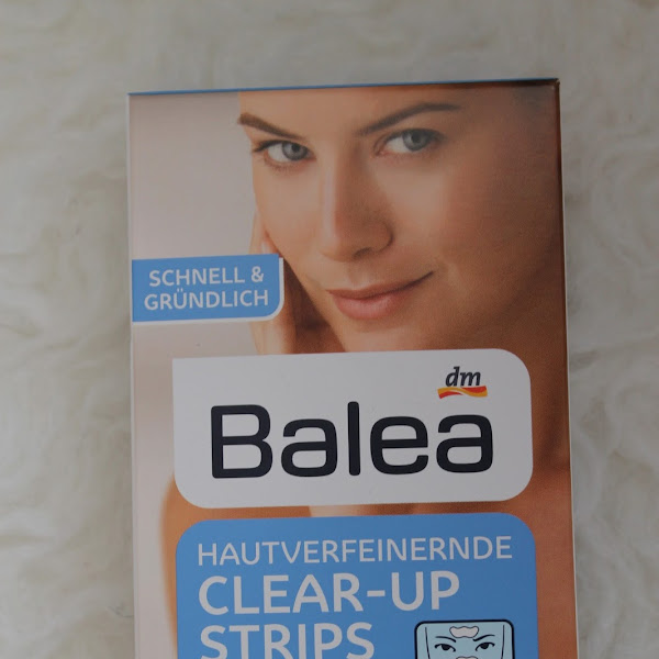 [Review] Balea Clear - Up Strips