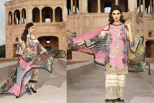 Rani Emaan Lawn Summer Collection 2017 2018