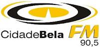 Rádio Cidade Bela FM 90,5 de Campo Verde MT
