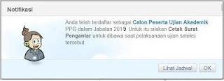 notifikasi ppg