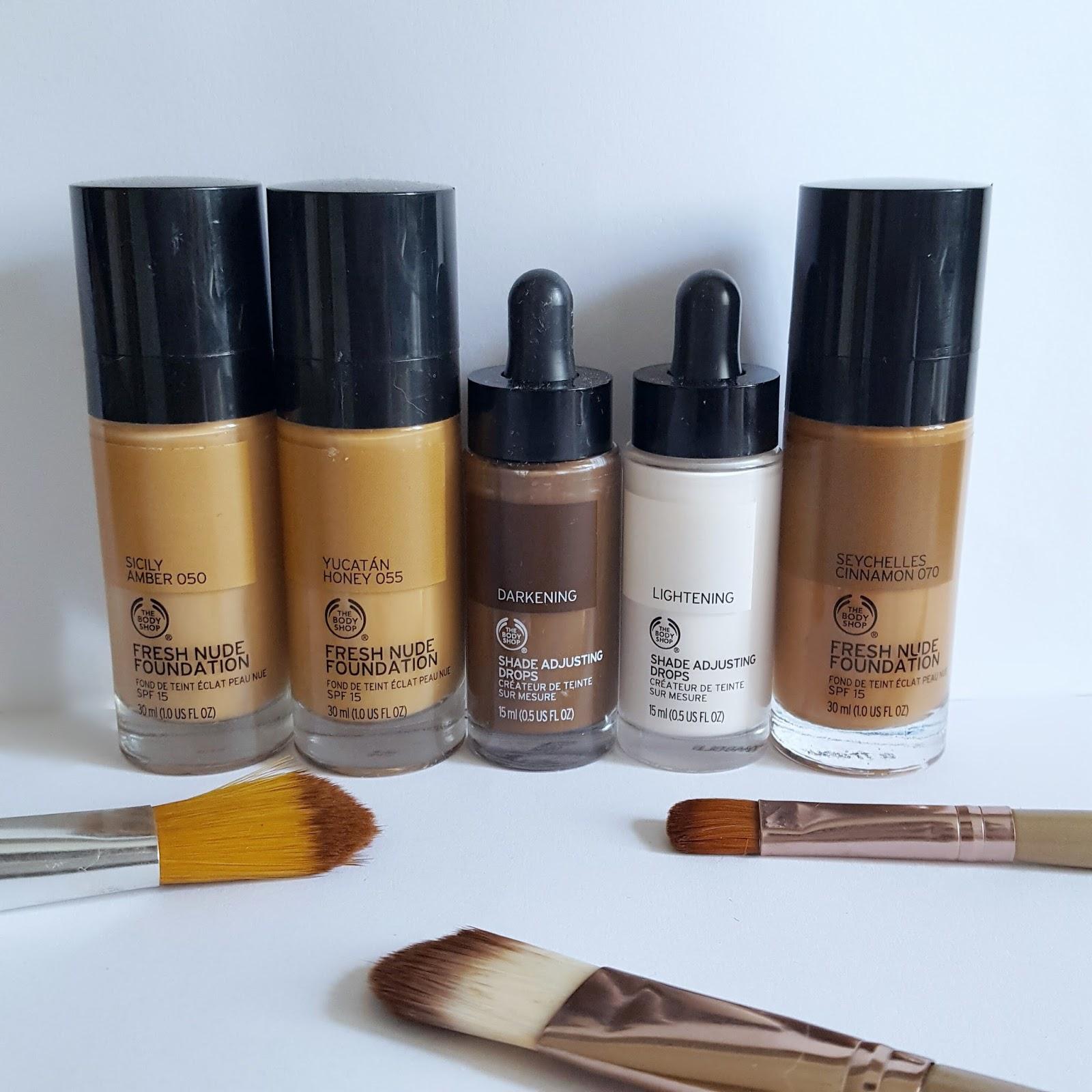 The Body Shop Best Makeup Finds: Matching My Melanin