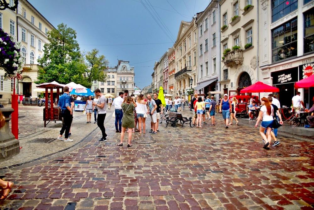 Lwów, Ukraina, co zobaczyć we Lwowie przewodnik