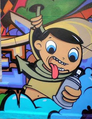 20 Cartoon Graffiti Wall Picture Graffiti Tutorial