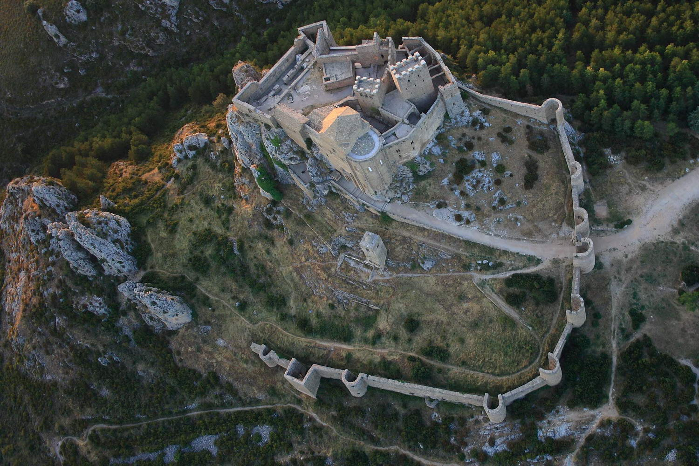 Castelo de Loarre, Aragón   Espanha