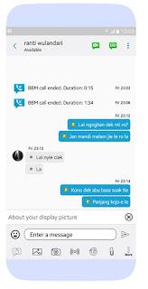 BBM MOD IOS V3.2.5.12 APK TERBARU