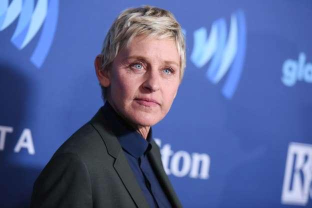 Ellen DeGeneres forgot to bring ID to White House