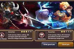 Sword Master atau Mercenary! Mana yang Lebih Baik?