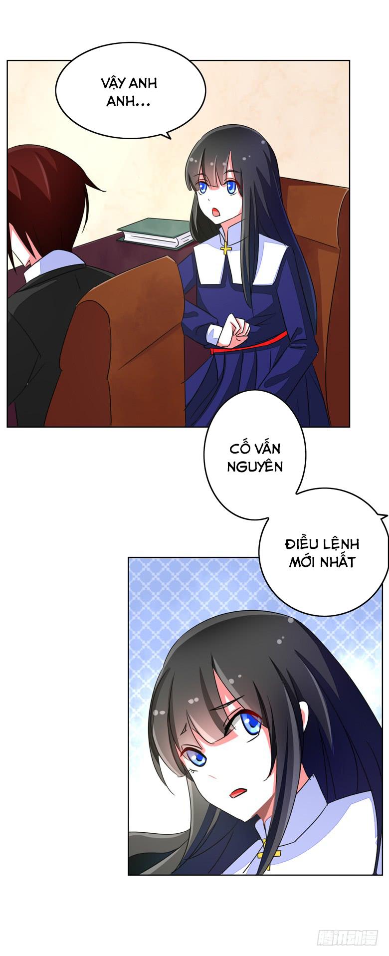 Dân Quốc Yêu Văn Lục chap 56 - Trang 14