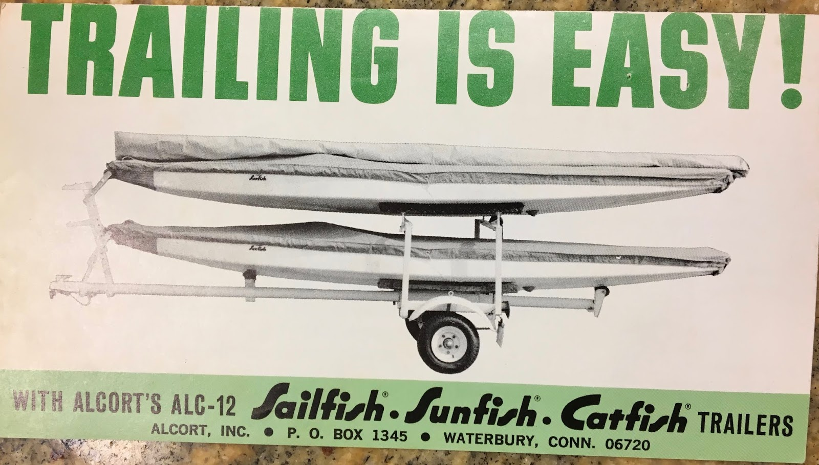 2014 Racing Sunfish — For Sale — Sailboat Guide