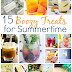 Boozy SummerTime Treats