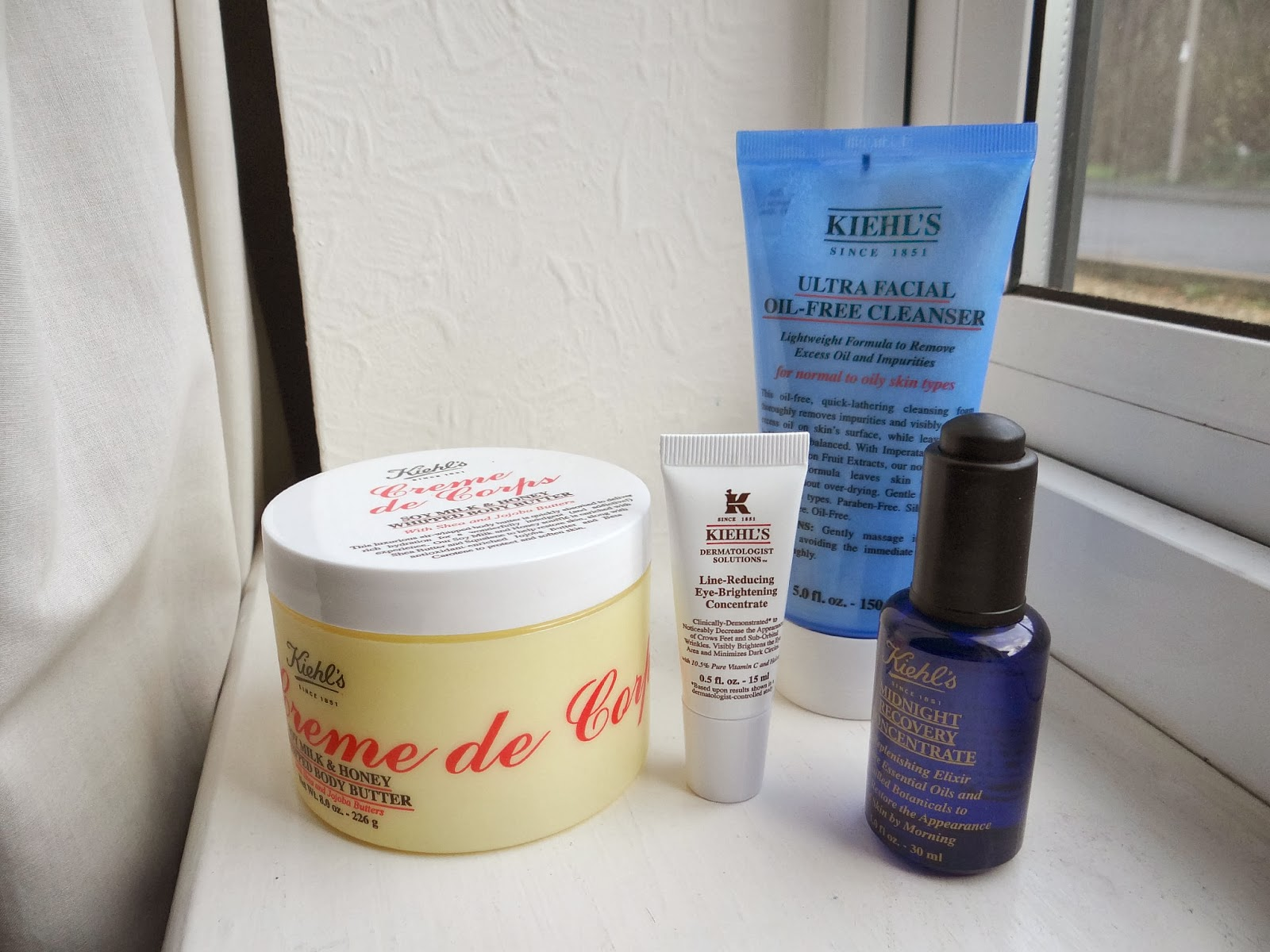 Kiehl's Top to Toe Consultation, Kiehl's Skin Care, Kiehl's Cosmetics