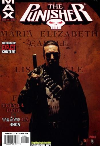 The Punisher: Trên là Dưới & Trắng là Đen