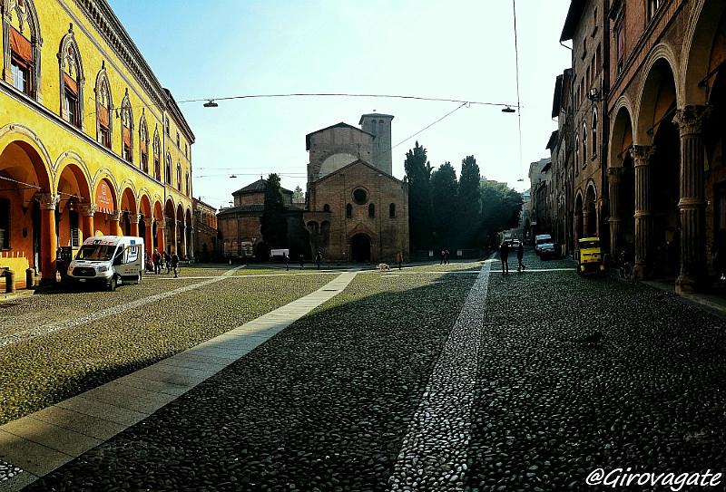 piazza santo stefano bologna