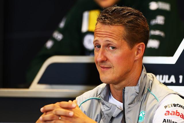 Michael Schumacher quotes
