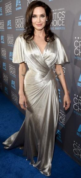 Foto de Angelina Jolie en evento importante