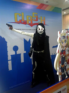 Death Gun Cosplay - CLASH 2017