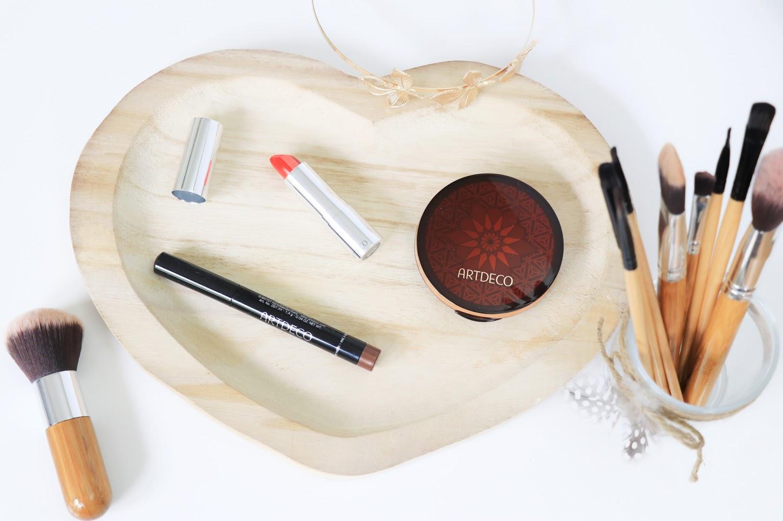 les gommettes de melo gommette artdeco maquillage makeup rouge a levres ombre 3 couleurs comment porter bronzer astuce tuto tutoriel etape