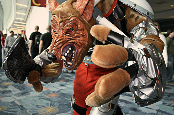 Hogger cosplay wow
