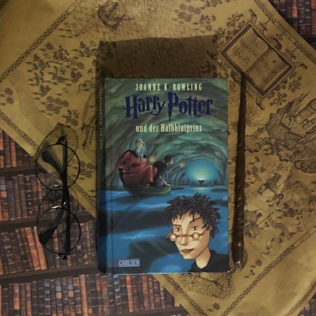 [Rezension] J.K. Rowling - Harry Potter und der Halbblutprinz