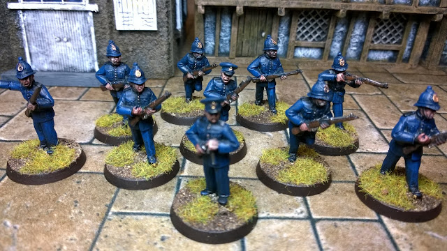 vbcw armed rifle police