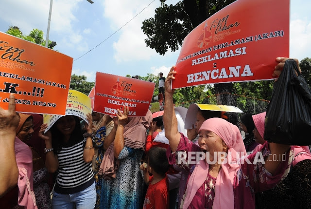 Soal Reklamasi, PKS: Jokowi tak Izinkan, Tapi Biarkan Luhut