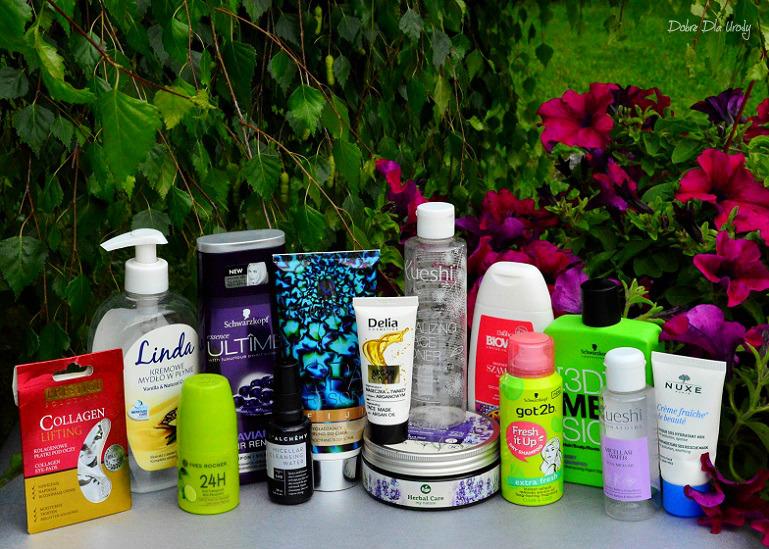 DENKO kosmetyczne zużycia Maja w minirecenzjach