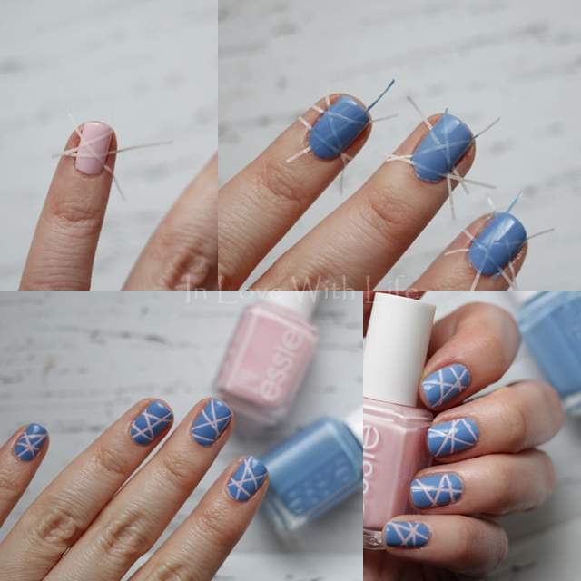 Rose Quartz and Serenity Nailart Tutorial