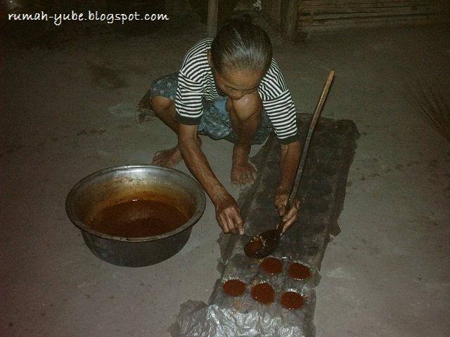proses pembuatan gula aren