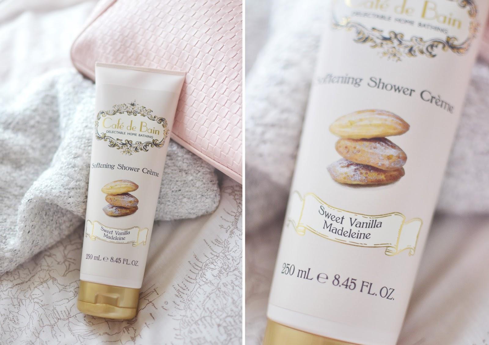 Café de Bain Shower And Bath Products | Temporary:Secretary | UK ...