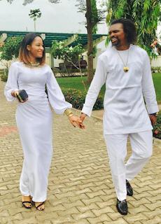 kanu nwankwo and wife Amara