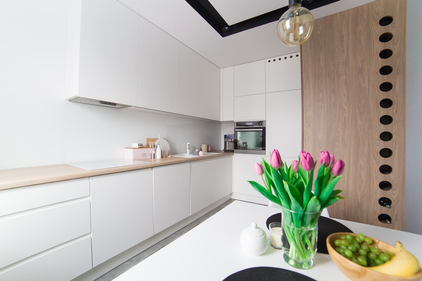 Projekt Kuchni Efekt Końcowy Kitchen Interior Styloly Blog By
