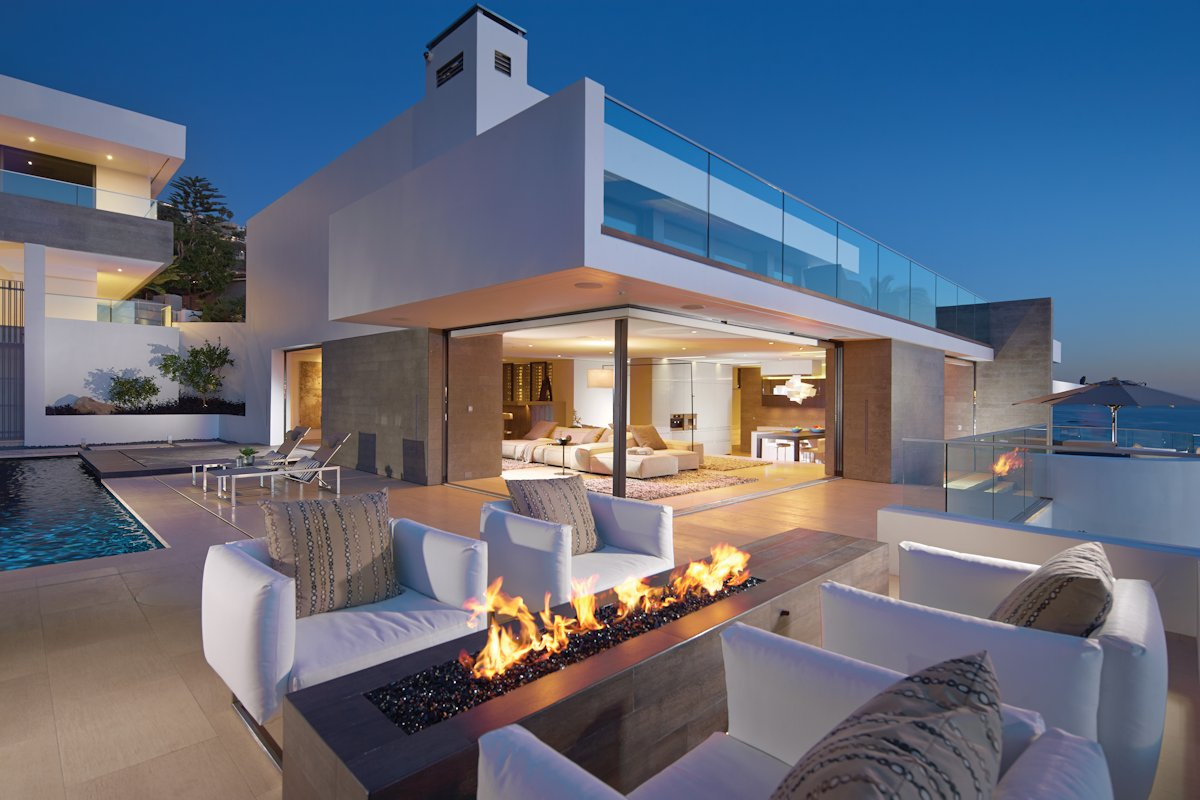 The alchemist of food exquisite rockledge residence beach house in laguna beach california