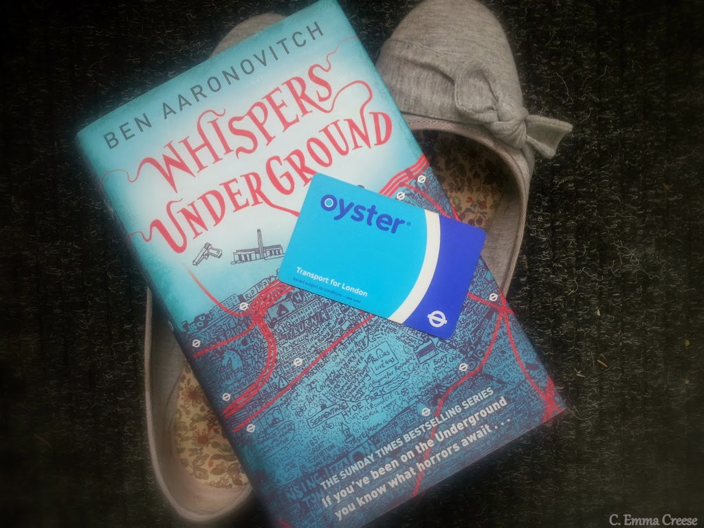 Whispers Underground – Reading Recommendation
