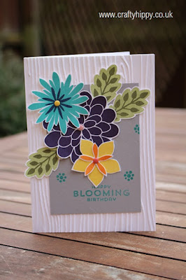 Flower Patch, Stampin' Up!