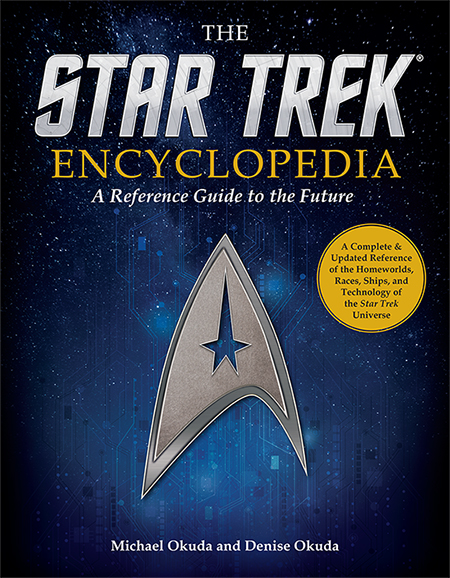 The Trek Collective: Star Trek Encyclopedia returns in style