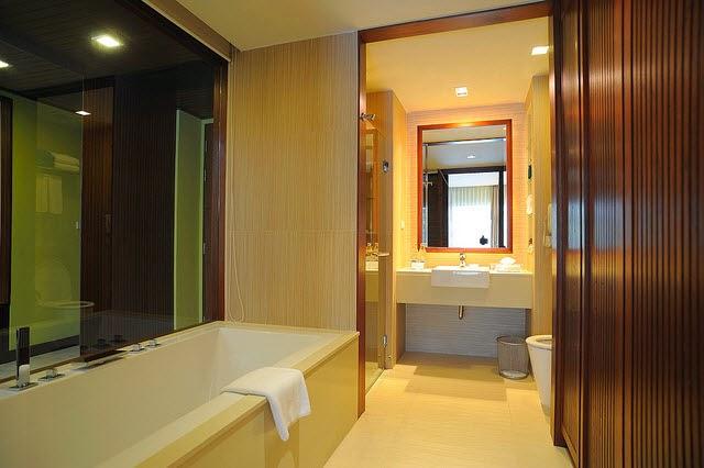 Bathroom Recessed Lighting Layout