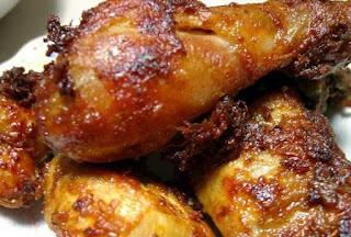 Resep Ayam Goreng Ungkep Rasa Gurih