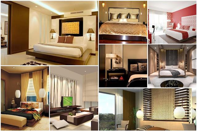 Wonderful Asian Bedroom Decor Inspiration