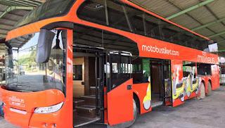 Ridwan Kamil Bahagia Ada Bus yang Bisa 'Telan' Motor