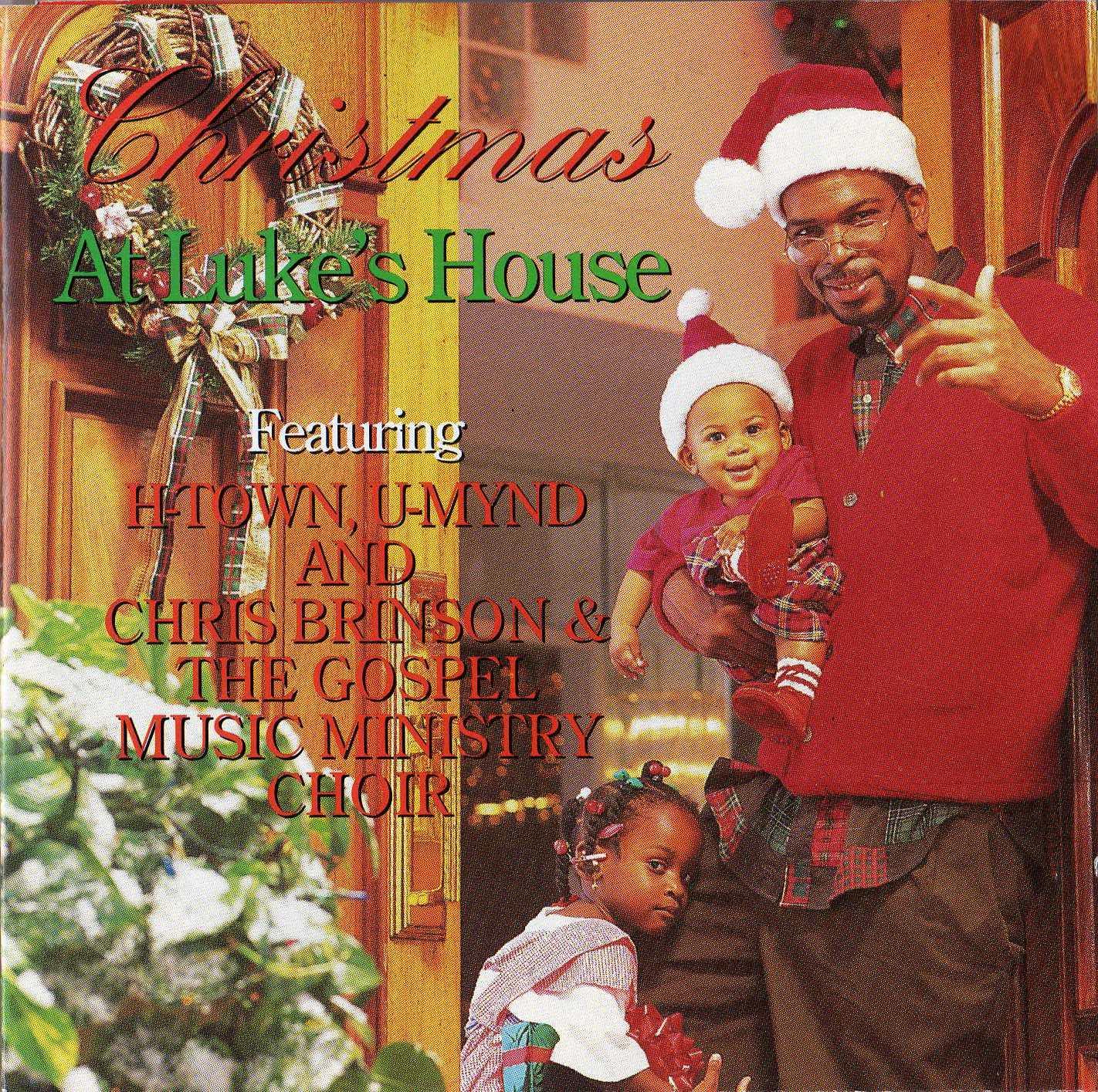 Olas un bekons hip hop funk blog various christmas at for House music 1993