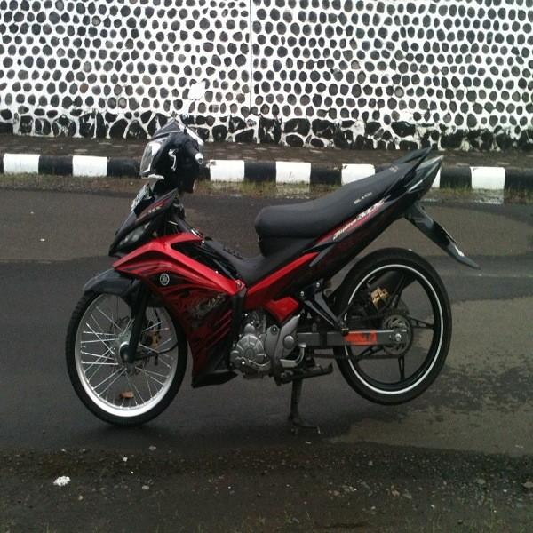 modikasi motor jupiter mx adventure maupun modifikasi yamaha jupiter
