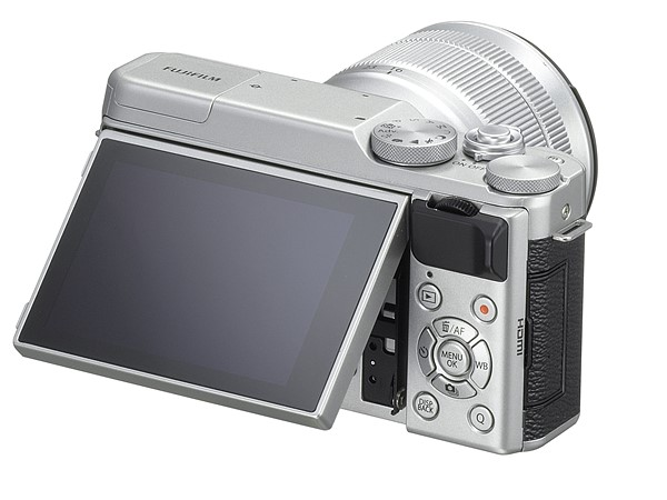 X-A10 Kamera Mirrorless Murah dari Fujifilm